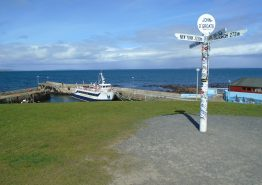 Day 1 – Wick to Melvich via John O' Groats - Gallery Image 2