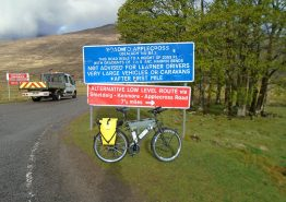 Day 7 – Lochcarron to Syke via Applecross - Gallery Image 5