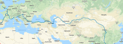 World Tour – The Route