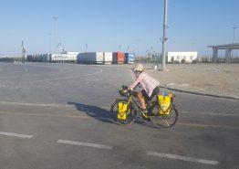 Leaving Azerbaijan, a £200 fine each & how we delayed the ferry by 4 hours! - Gallery Image 1