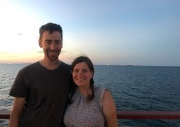 Leaving Azerbaijan, a £200 fine each & how we delayed the ferry by 4 hours! - Gallery Image 12